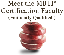 Meet the MBTI® Certification Program training faculty